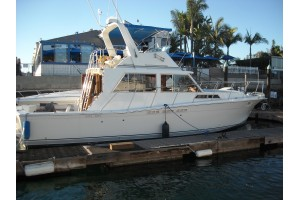 "42' UNIFLITE SPORTFISHER CHARTER ""HOT SPOT"""