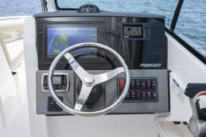 23' PURSUIT DC 235 DUAL CONSOLE (2018)