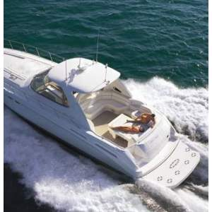 54' SEA RAY 540 SUNDANCER (2001)