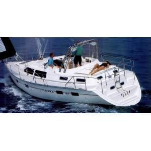 "42' HUNTER PASSAGE 42 (1992) ""HONEY BEE"""