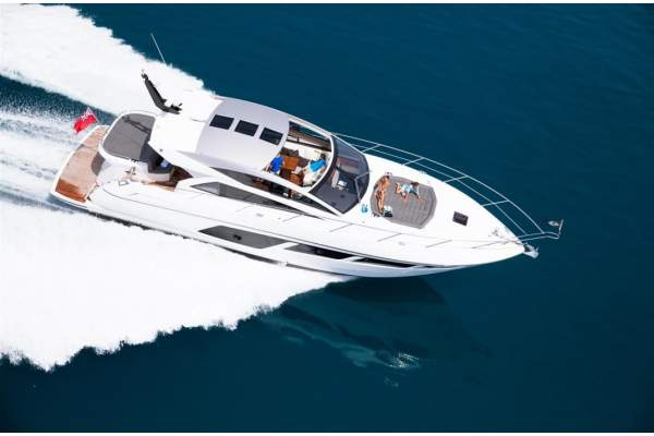 "57' SUNSEEKER PREDATOR 57 (2018) ""FOREVER YOUNG"""