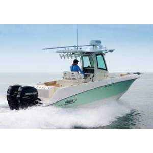 25' BOSTON WHALER 250 OUTRAGE (2009)