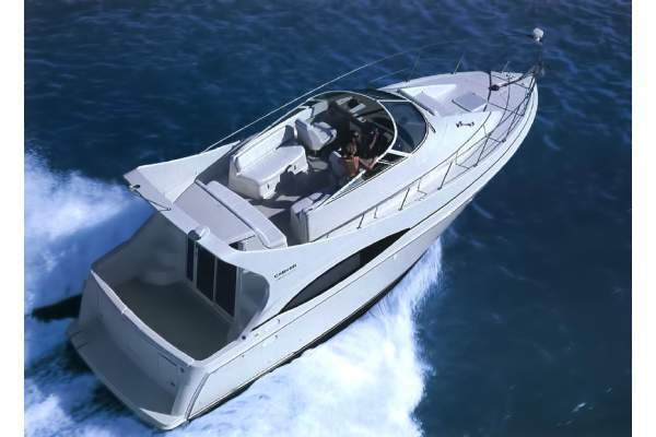 "35' CARVER 350 MARINER (2001) ""NEUROTRACKER"""
