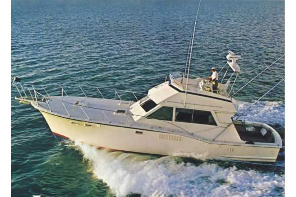 1974 46' HATTERAS 46 CONVERTIBLE SPORTFISHER for sale in Wilmington CA
