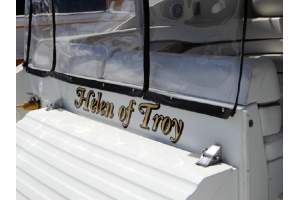 "44' TROJAN 440 EXPRESS (1998) ""HELEN OF TROY"""