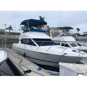 "31' BAYLINER 2858 COMMAND BRIDGE (1999) ""TOO MUCH FUN"""