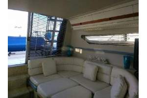 """30' CARVER 3067 SANTEGO MOTOR YACHT FB (1989) """"COUTURE II"""""""