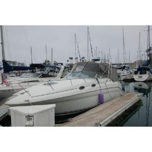 26' SEA RAY 260 SUNDANCER (1999)