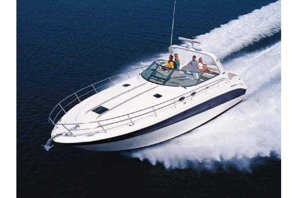 38' SEA RAY 380 SUNDANCER (2003)