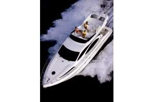 "46' AZIMUT 46 (1999) ""NO LIMITS"" *LLC*"