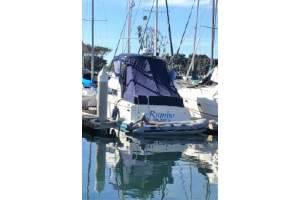"26' SKIPJACK 26 FLYBRIDGE (1995) ""RUMBO"""