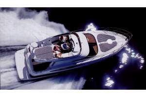 """38' REGAL 3880 COMMODORE (2003) """"MILES AWEIGH"""""""