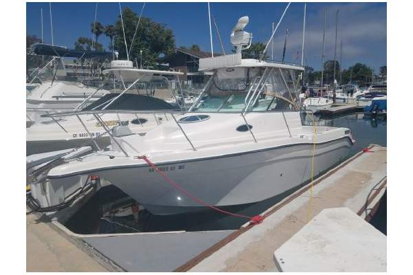 "26' SEASWIRL STRIPER 2601 WA WALKAROUND 2005 ""HAVOU"" SOLD!"