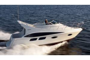 "36' CARVER 36 MARINER (2009) ""ANGEL DEW"""