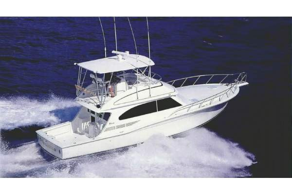 "52' EGG HARBOR 52 GOLDEN EGG CONVERTIBLE (1998) ""SALT SHAKER"""