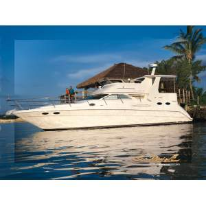 42' SEA RAY 420 AFT CABIN (1999)