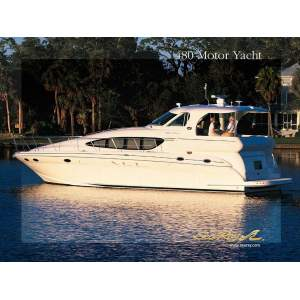 48' SEA RAY 480 MOTOR YACHT (2002)