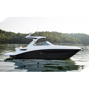 "35' SEA RAY 350 SUNDANCER (2016) ""KNOT ON CALL"""