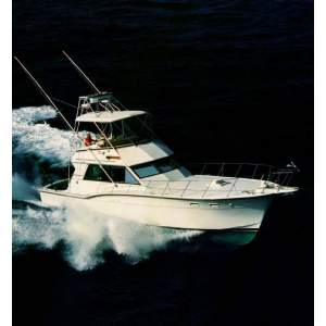 "46' HATTERAS 46 CONVERTIBLE (1982) ""OFF THE LINKS"""