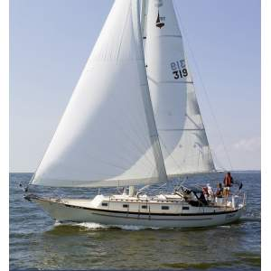 "37' PACIFIC SEACRAFT 37 (1998) ""SOLSTICE"""