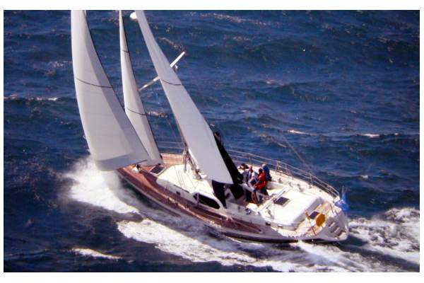 "58' TAYANA 58 (2006) ""REVERENCE"""