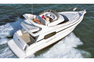 41' SILVERTON 410 SPORT BRIDGE (2002)