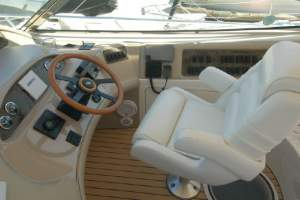 "54' SEA RAY 540 SUNDANCER (1998) ""RETAIL THERAPY"""