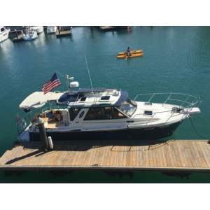 28' CUTWATER C-28 (2012) *WITH TRAILER*
