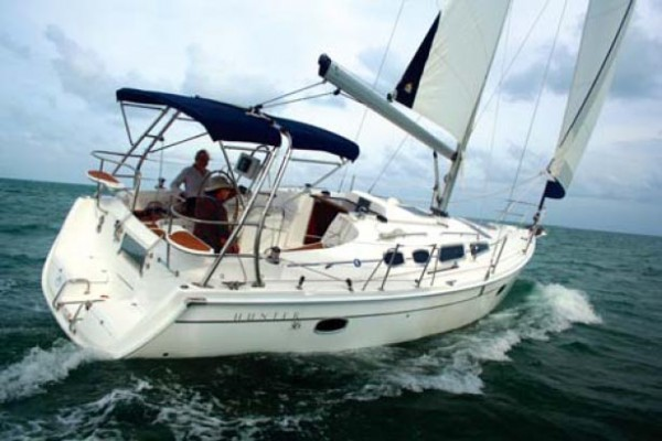 "36' HUNTER 36 (2009) ""IMAGINE"""