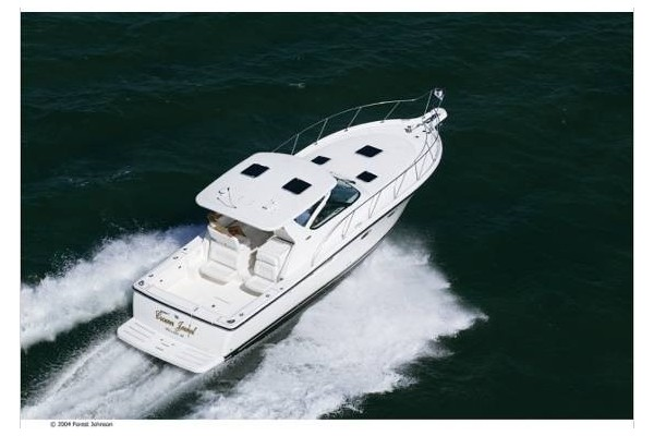 36' TIARA 3600 OPEN (1994) OFF MARKET