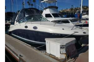 "28' SEA RAY 260 SUNDANCER (2007) ""SIERRA DAWN"""