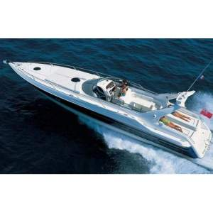 "45' SUNSEEKER APACHE 45 (1994) ""LEVEL III CHAOS"""