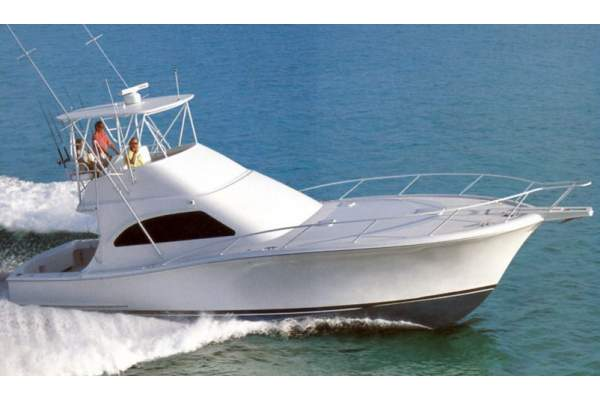 44' LUHRS 44 CONVERTIBLE (2003)