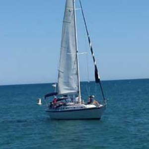 34' ERICSON SLOOP SAILBOAT CHARTER