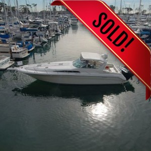 42' SEA RAY SUNDANCER SOLD!
