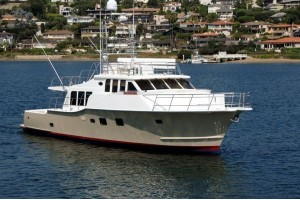 62' Mikelson Nomad LRCSF SOLD! - Dick Simon Yachts | Boats for Sale