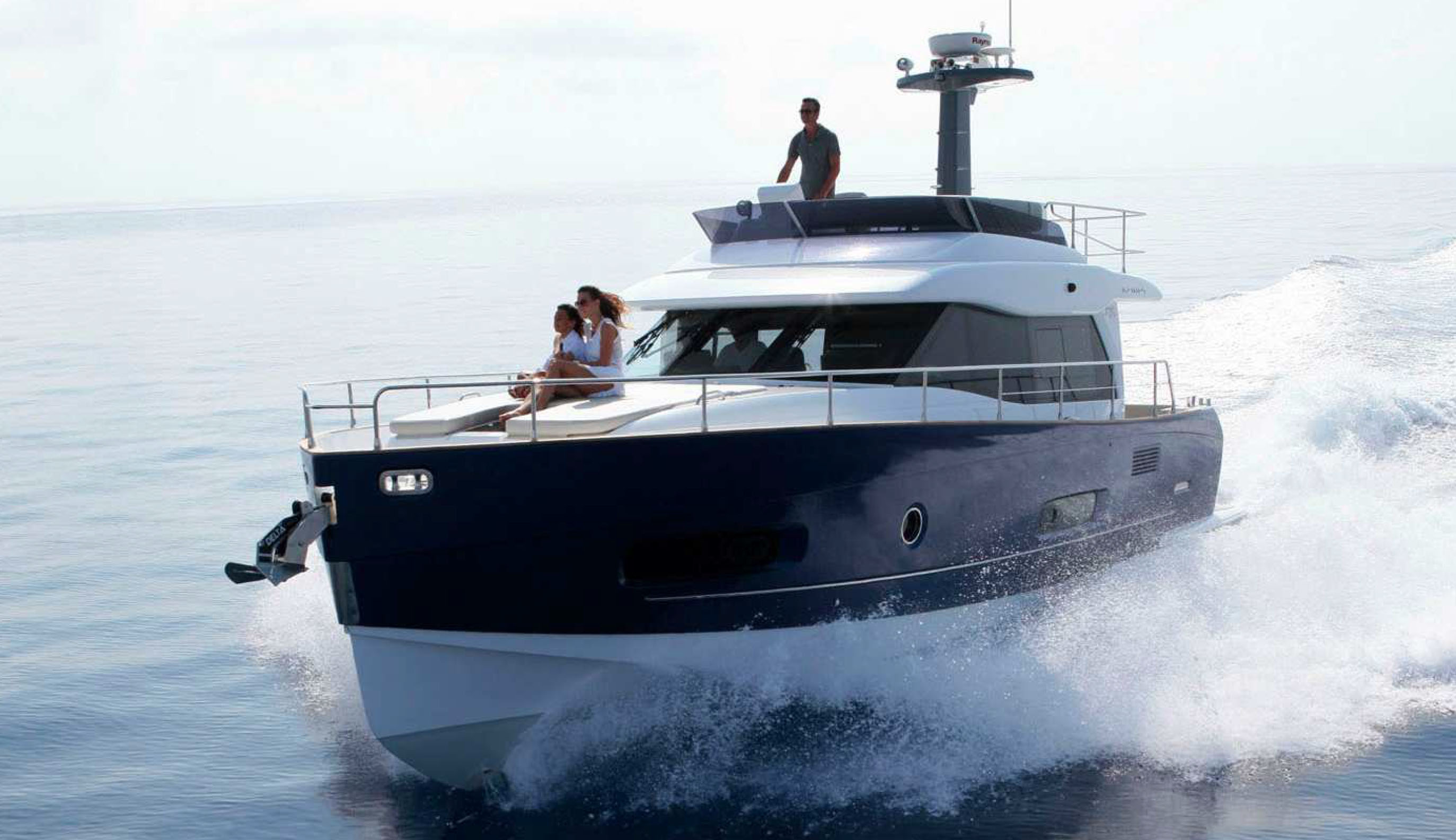 Azimut 43 Magellano Yacht for sale