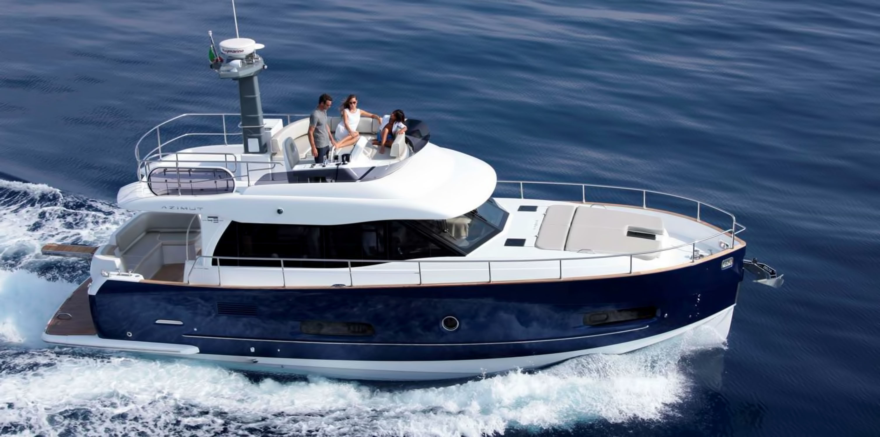 Azimut Magellano 43 Yacht for sale in Los Angeles