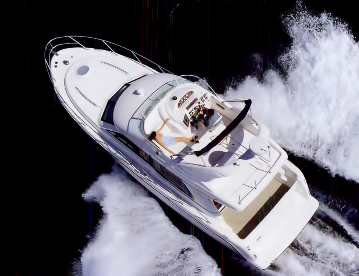 Bayliner 3488 Review Boating Magazine