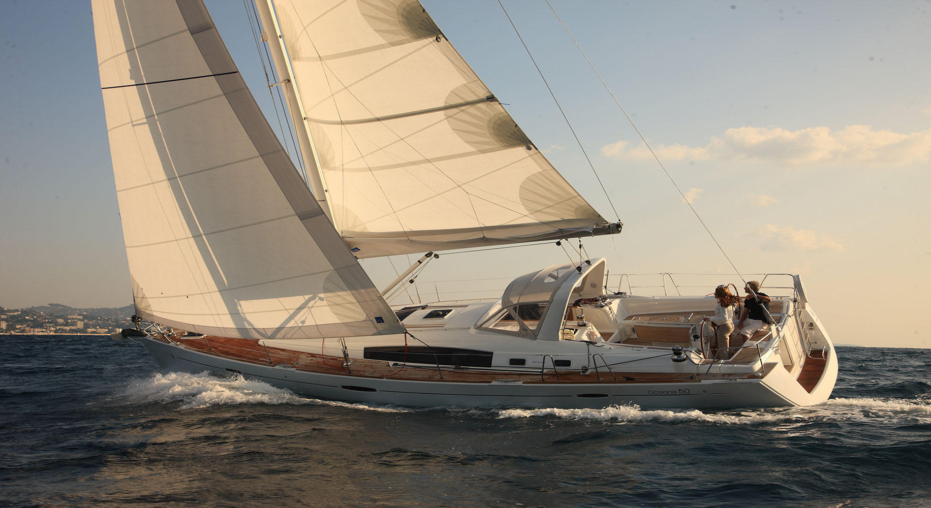 Beneteau Oceanis 50 Sailboat for sale
