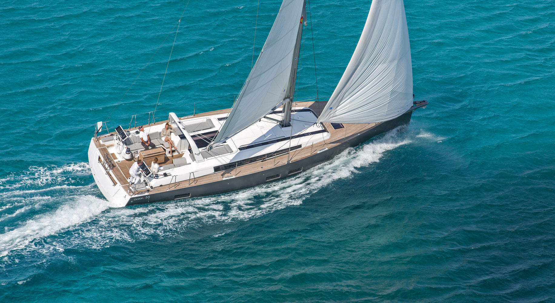 Oceanis 55 Sailboat for sale