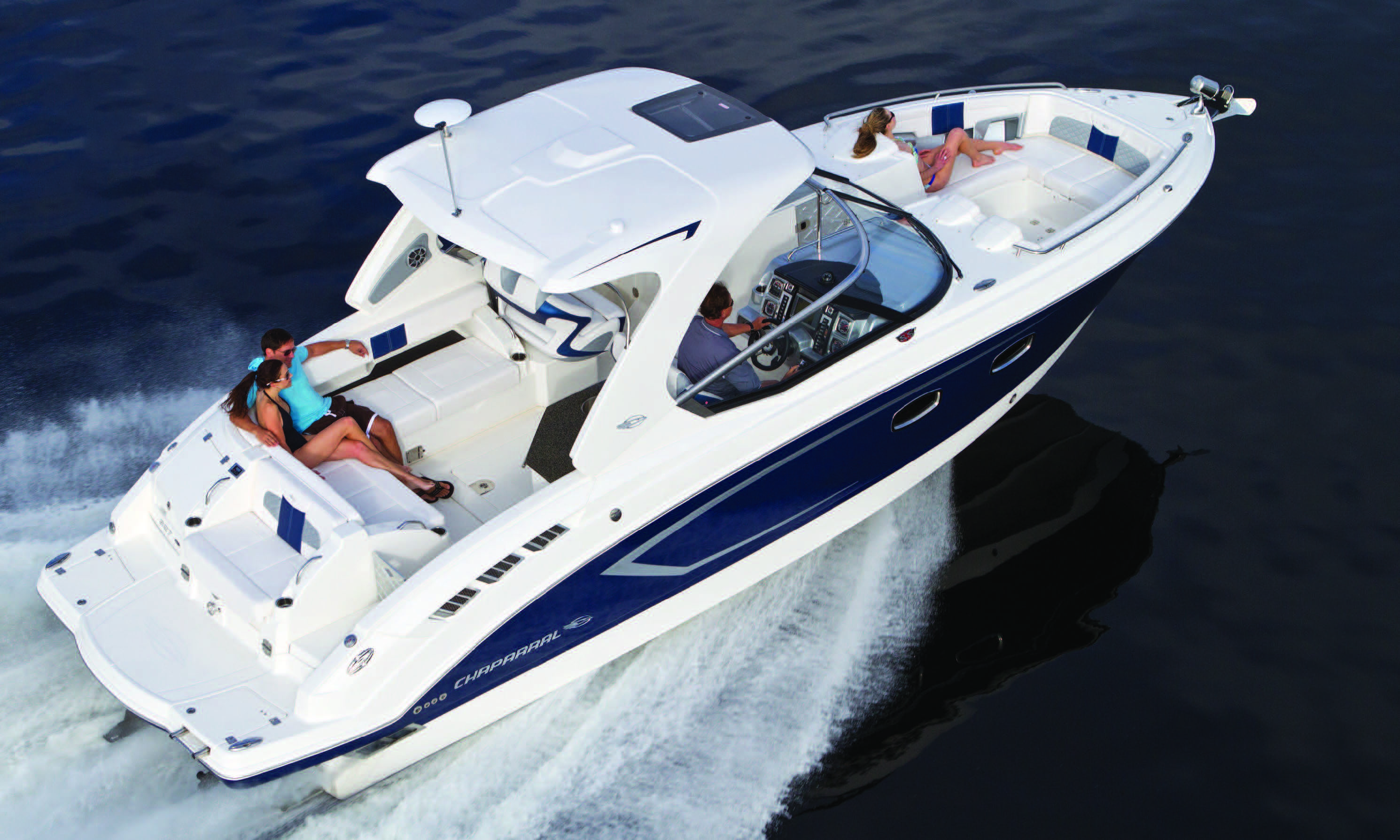 Chaparral 327 ssx boat for sale in Newport Beach