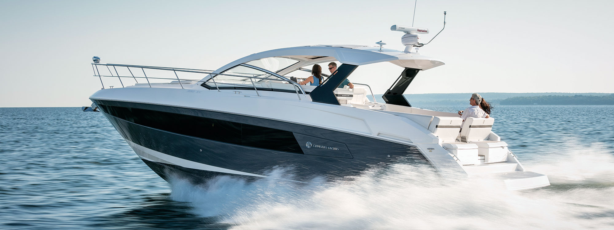 Cruisers Yachts 39 Express Coupe Boat for sale in San Diego