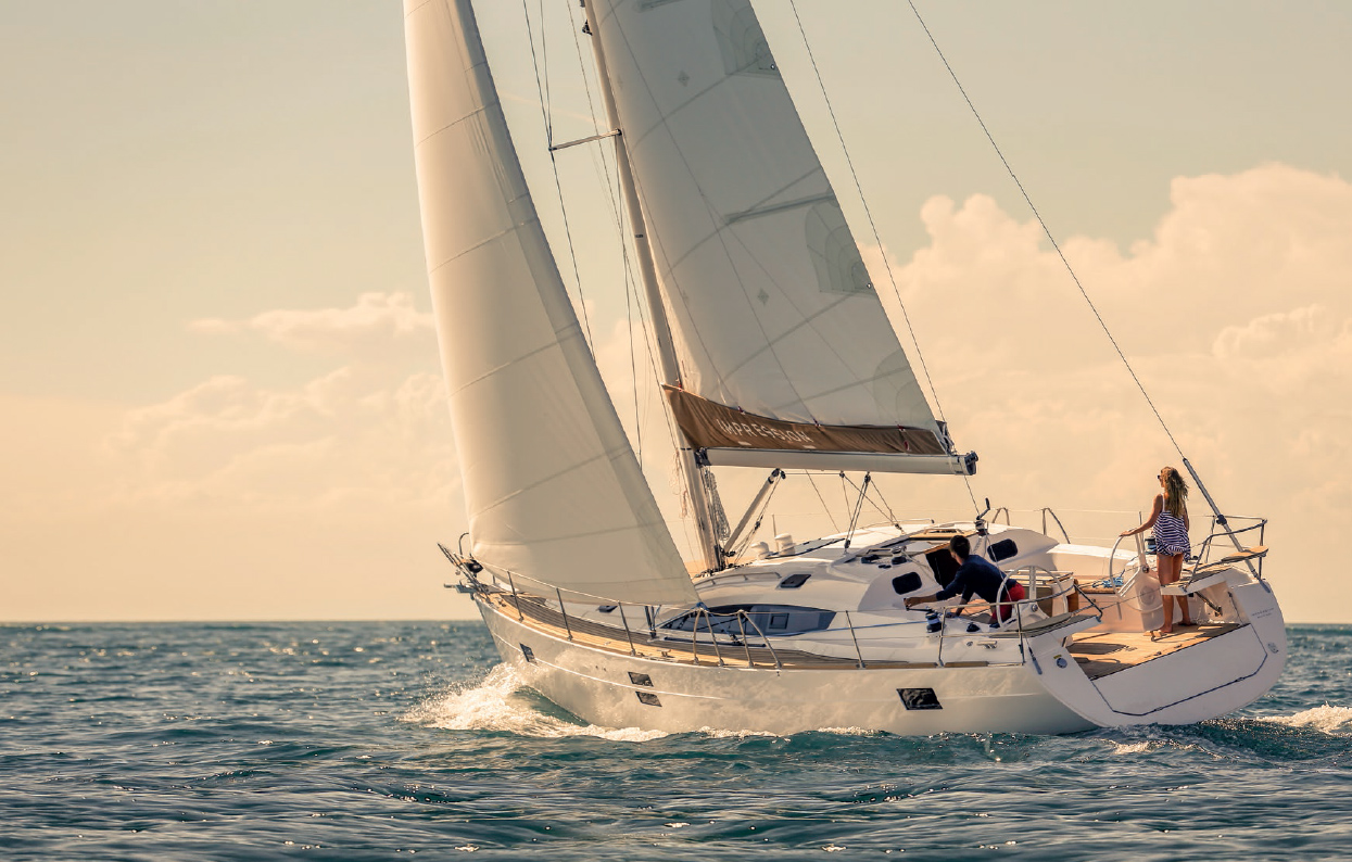 Elan Impression 45 Sailboat for sale