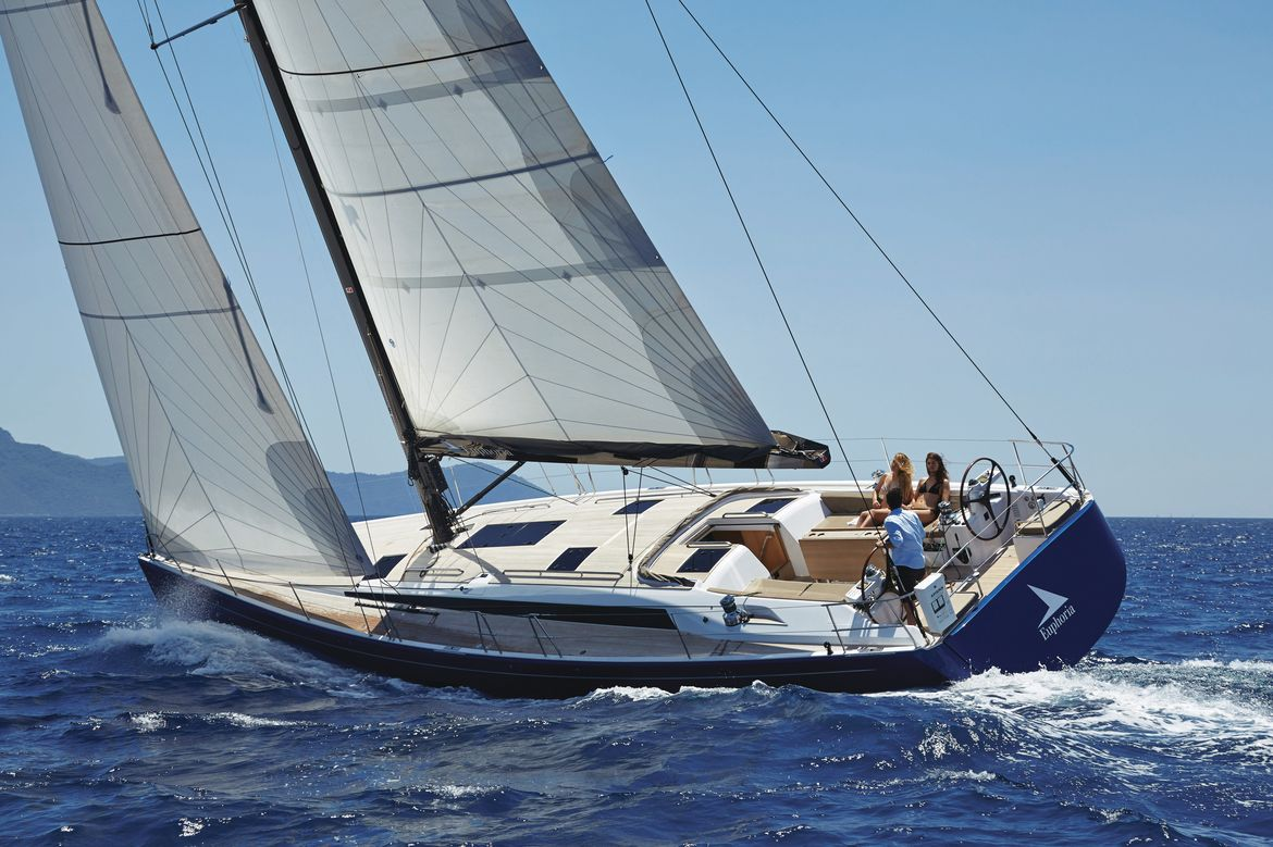 Euphoria 54 Sailing Yacht for sale