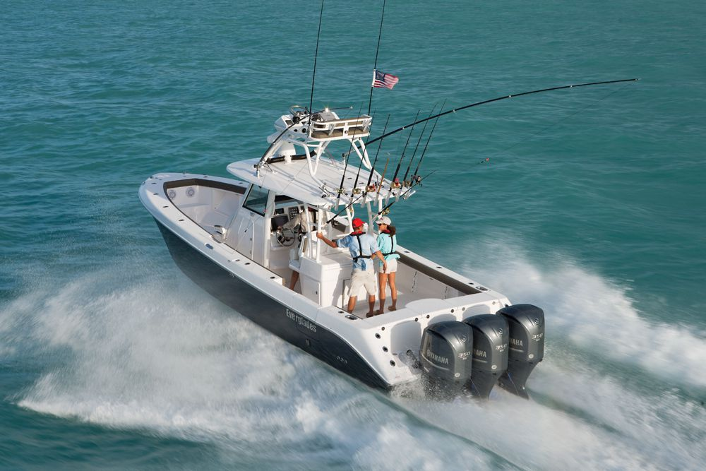Everglades 355T for sale