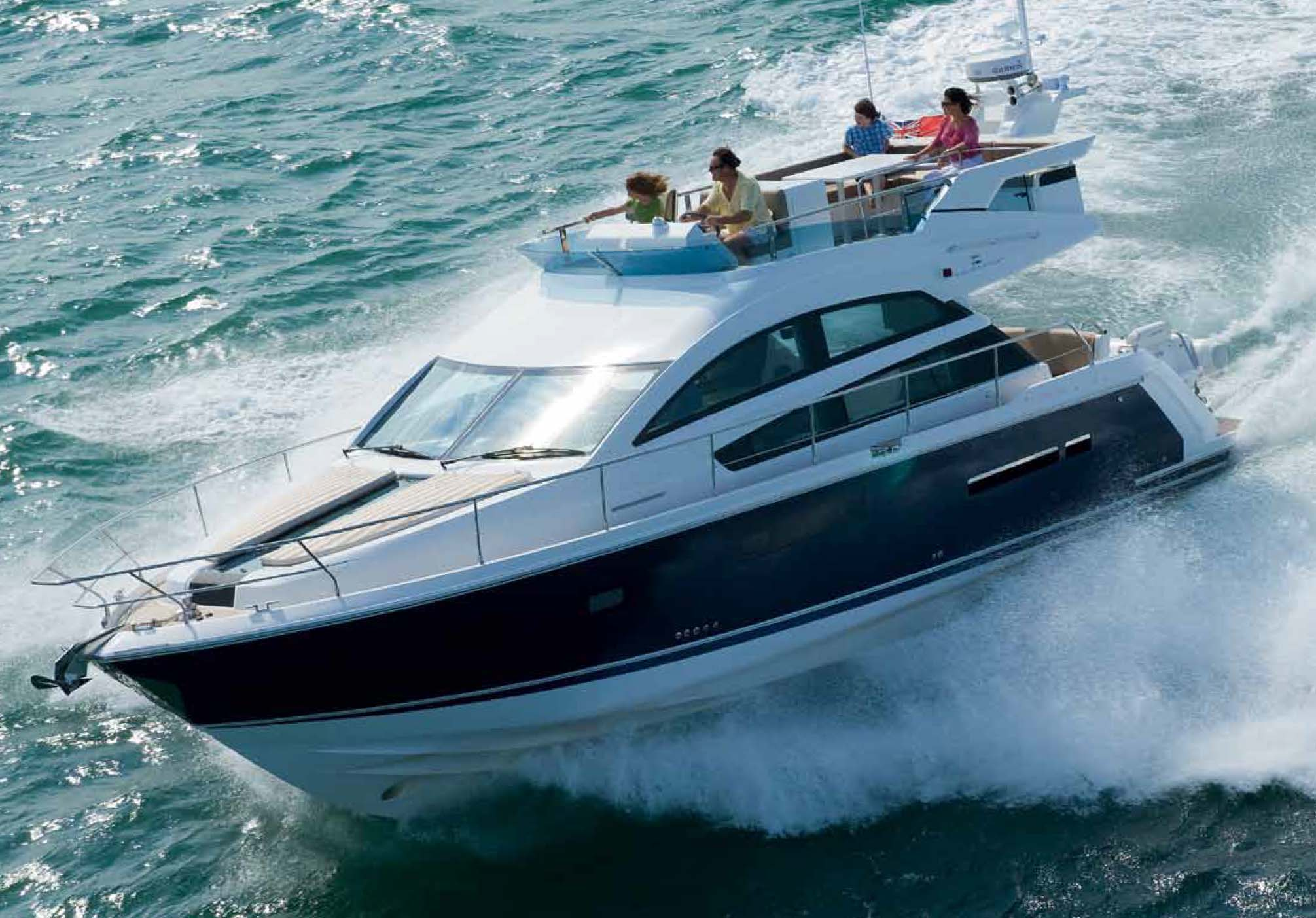 Fairline 42 Squadron Luxury Yacht for sale in San Diego