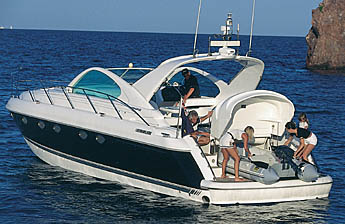 Fairline Targa 48 Review