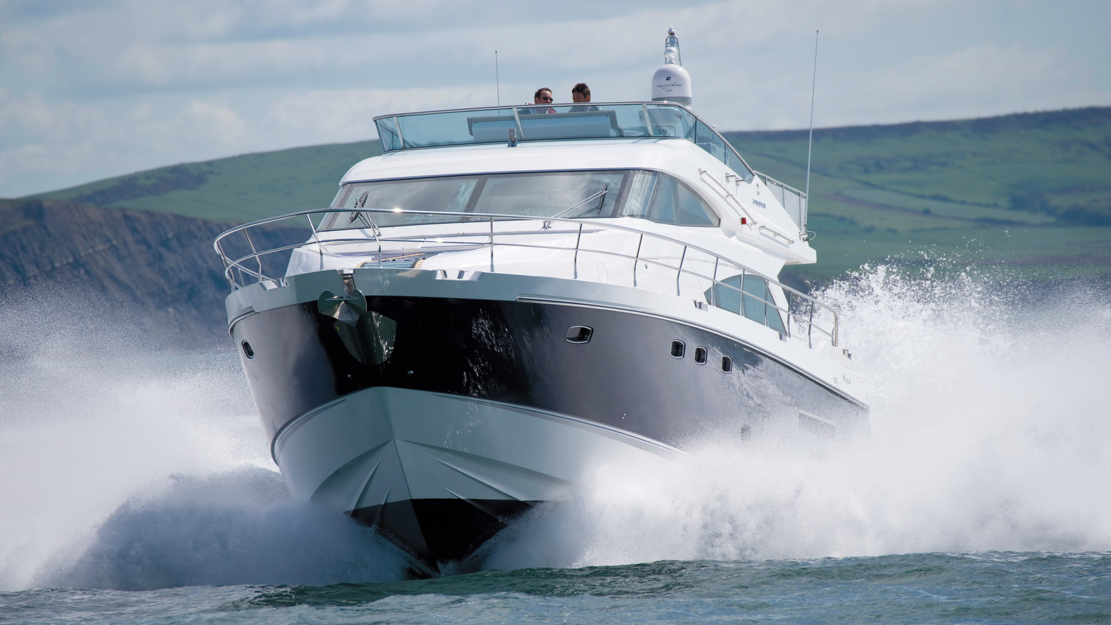 Fairline 65 Squadron Yacht for sale in San Diego