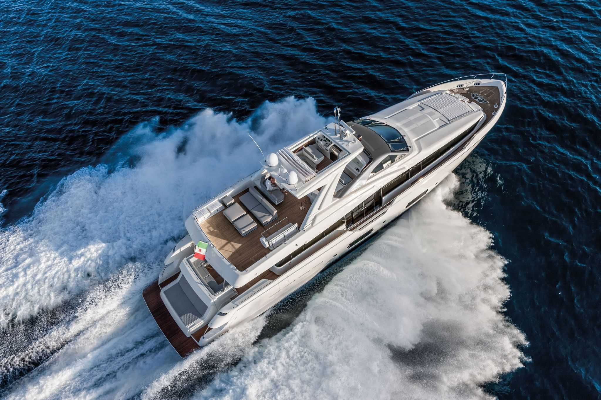 2016 Ferretti Yachts luxury Megayacht for sale